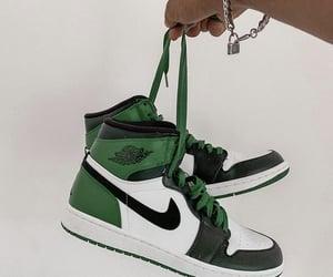 air jordan, basket, and chaussures image