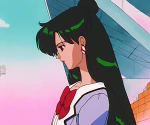 sailor moon and sailor pluto image