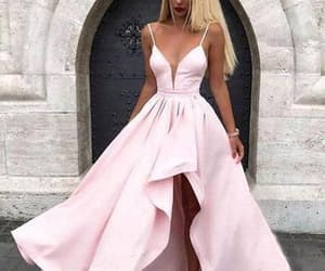 dresses, evening dress, and evening gown image