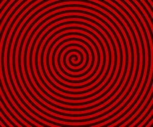 black, gif, and red image