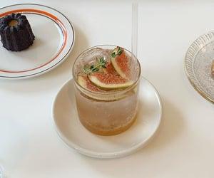 design, drink, and fig image