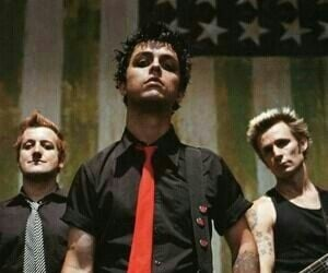 band, group, and tre cool image
