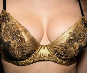 lingerie, bra, and rococo dessous image
