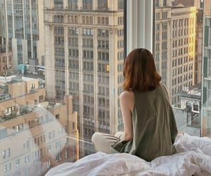 new york, dream life, and morning in new york image