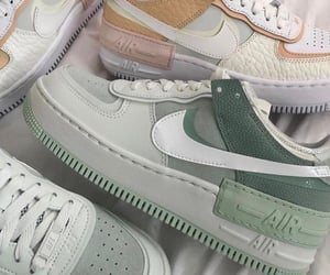 air, nike, and sneakers image