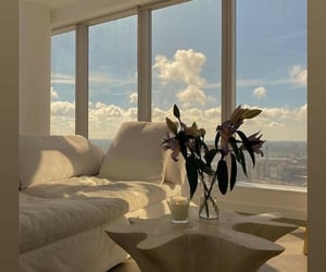aesthetic, home, and flowers image