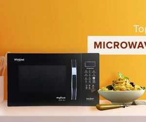 microwave oven in india image