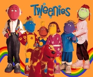 childhood and tv show image