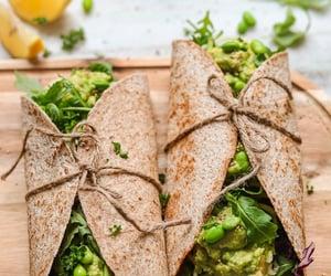 avocado, edamame, and recipe image