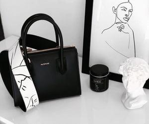 bag, bags, and decor image