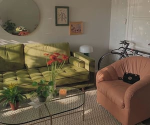 aesthetic, interior, and home image