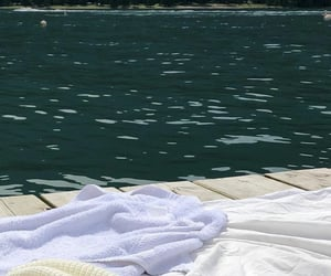 blue, cool, and lake image