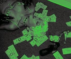 rihanna, money, and pour it up image