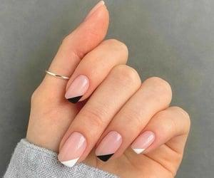 nails, fashion, and art image