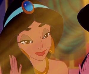 jasmine and aladdin image