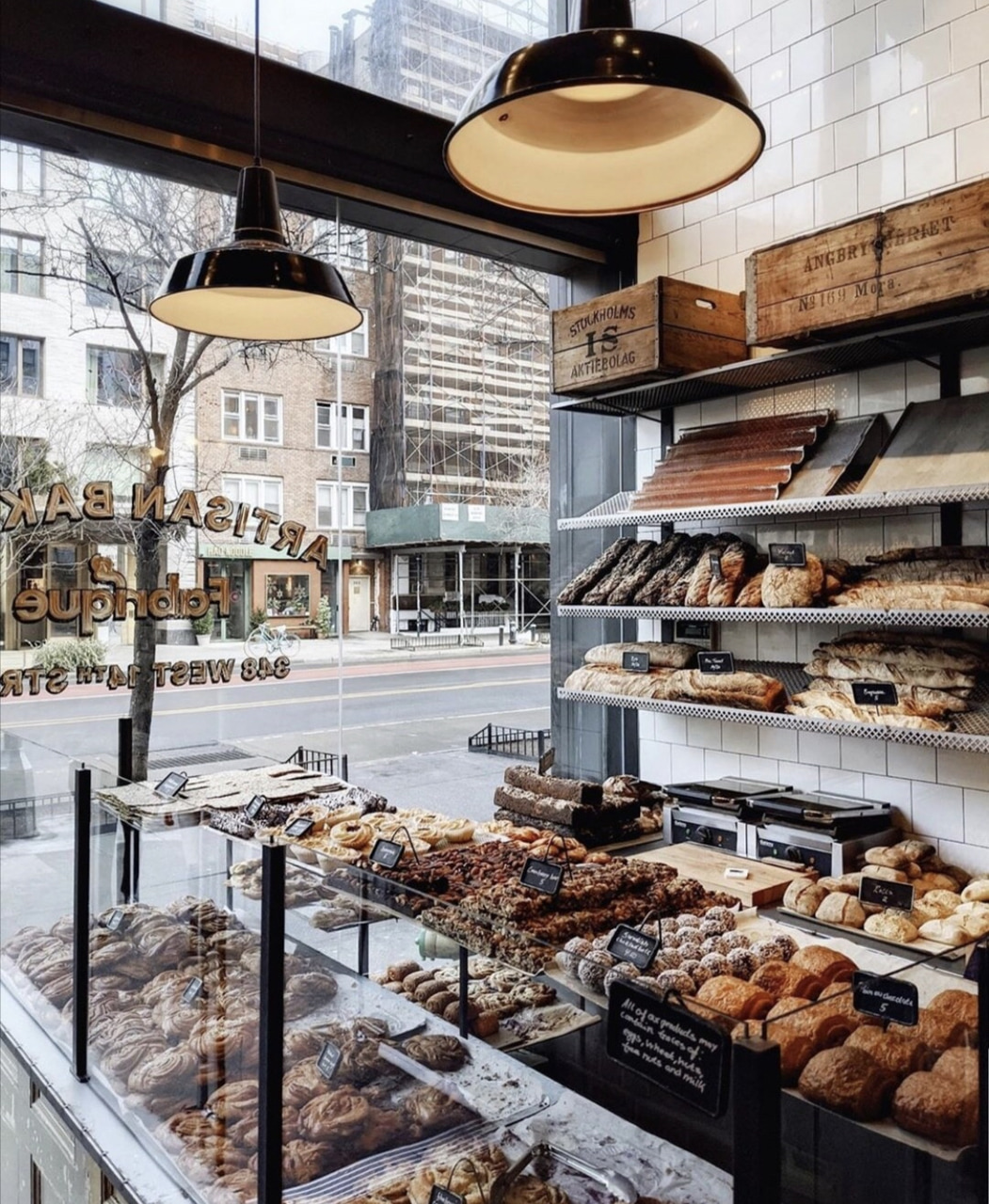 article, bakery, and cafe image