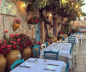 italy, restaurant, and sicily image