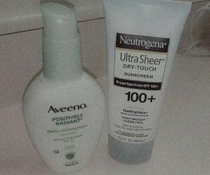 summer, sunscreen, and summer essentials image