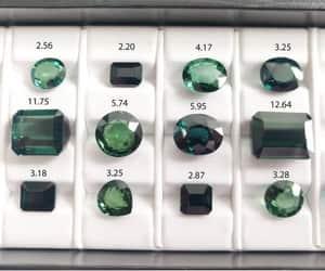 tourmaline, green tourmaline, and blue tourmaline image
