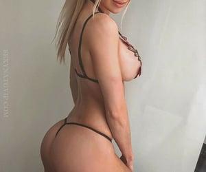 bikini, girl, and sexy image