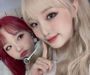 izone and choi yena image