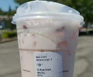 starbucks, summer fun, and summer drinks image