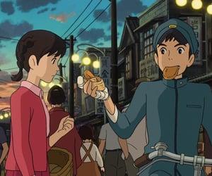 anime, japan, and studio ghibli image