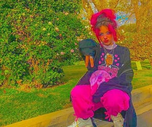 indie kid, indie filter, and cybergoth!¡ image