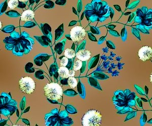 background, phone wallpaper, and floral background image