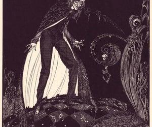 dark, drawing, and draw image