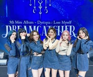 dreamcatcher, korean, and minji image