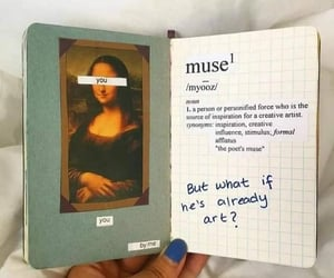 muse, art, and artist image