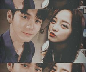 ong, sejeong, and seongwoo image