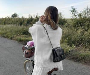 bag, bloom, and fashion image