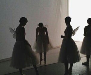 fairy, aesthetic, and ballet image