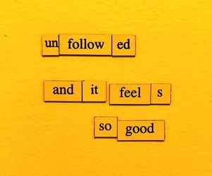 magnets, words, and yellow image