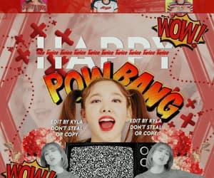kpop, jihyo, and kpop edit image