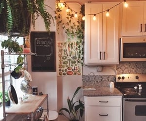 kitchen, tiny apartment, and aes image