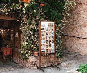 ete, vacances, and restaurant image