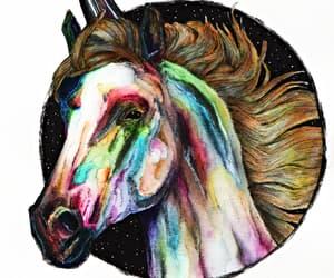 aesthetic, unicorn, and pasión image
