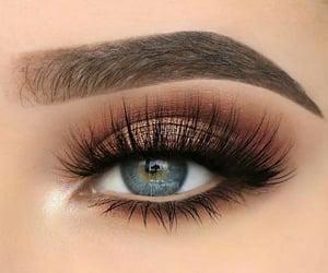 beauty, eyes, and blue eyes image