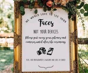 photography, unplugged, and wedding image