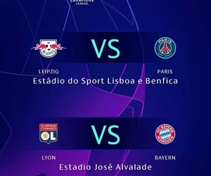 football, soccer, and ucl image