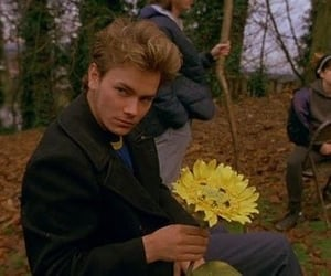 90s, flower, and movie image
