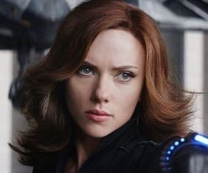 black widow, chris evans, and winter solider image