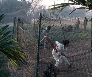 aesthetic, baseball, and india image