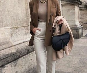 accesories, bag, and beige image