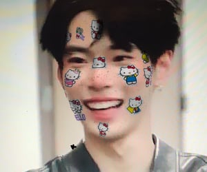 lq, doyoung, and nct image