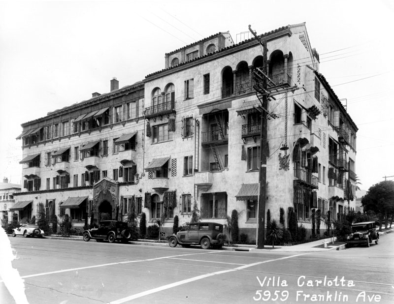 losangeles, staycation, and villacarlotta image