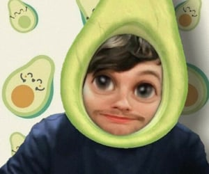 avocado, wallpapers, and louis tomlinson image